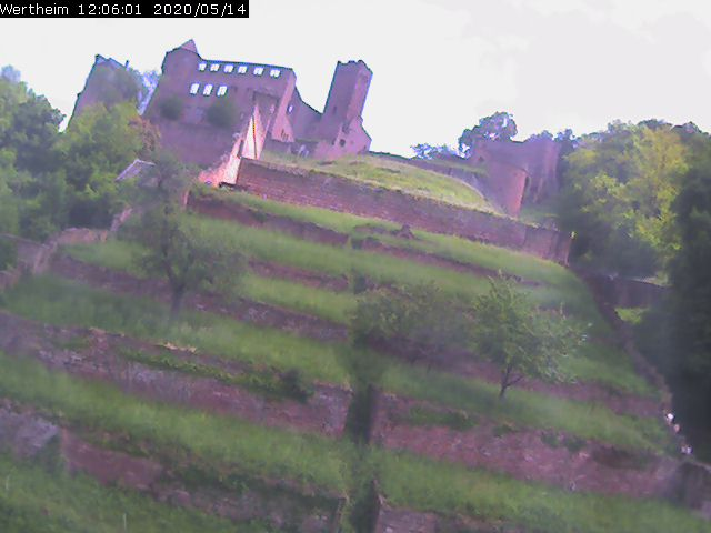 Webcam Wertheimer Burg